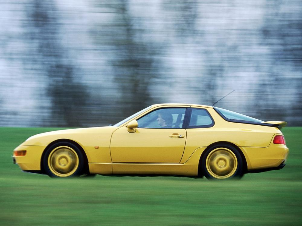 Bild zu Porsche 968