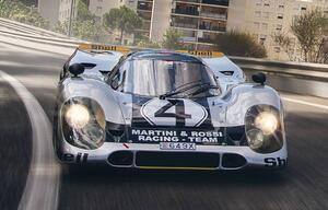 Porsche 917-037 von Claudio Roddaro