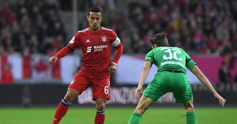 Bayern, München, Telekom-Cup, Thiago, Gladbach, Bundesliga, Fußball