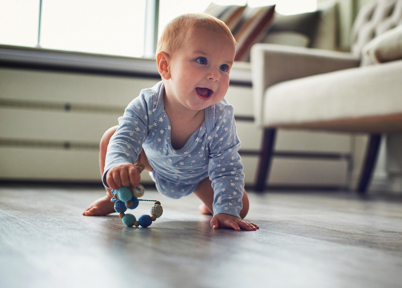 Bild zu baby, ausstattung, kinder, nachhaltig, ökologisch, unbedenklich, laufstall, wippen