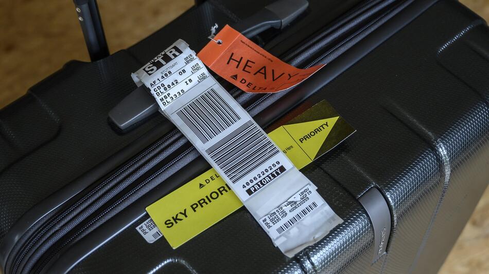Fluggepäck geht inEuropa häufiger verloren