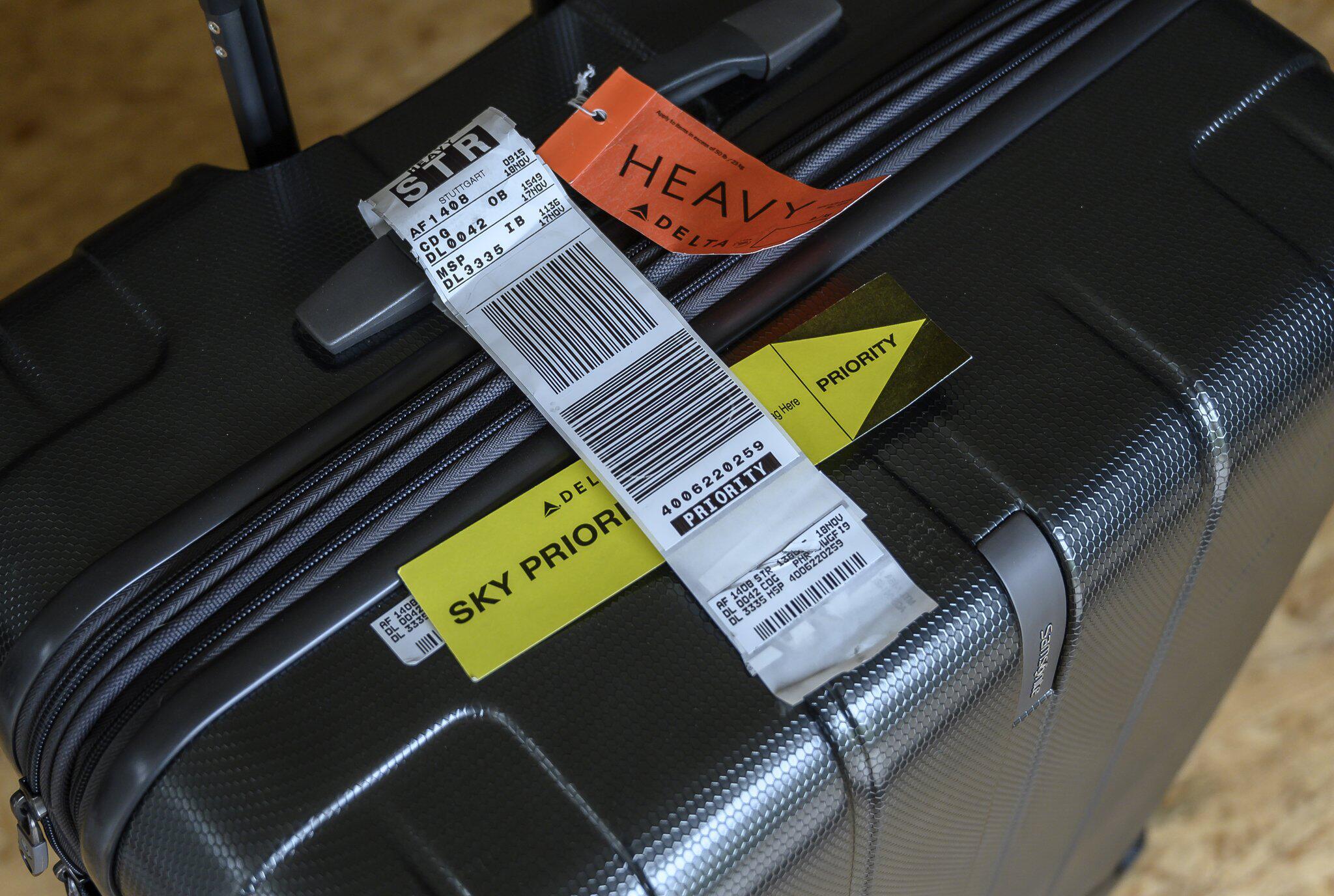 Bild zu Fluggepäck geht inEuropa häufiger verloren