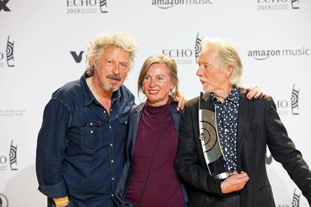 Wolfgang Niedecken, Christina Voormann/May, Klaus Voormann