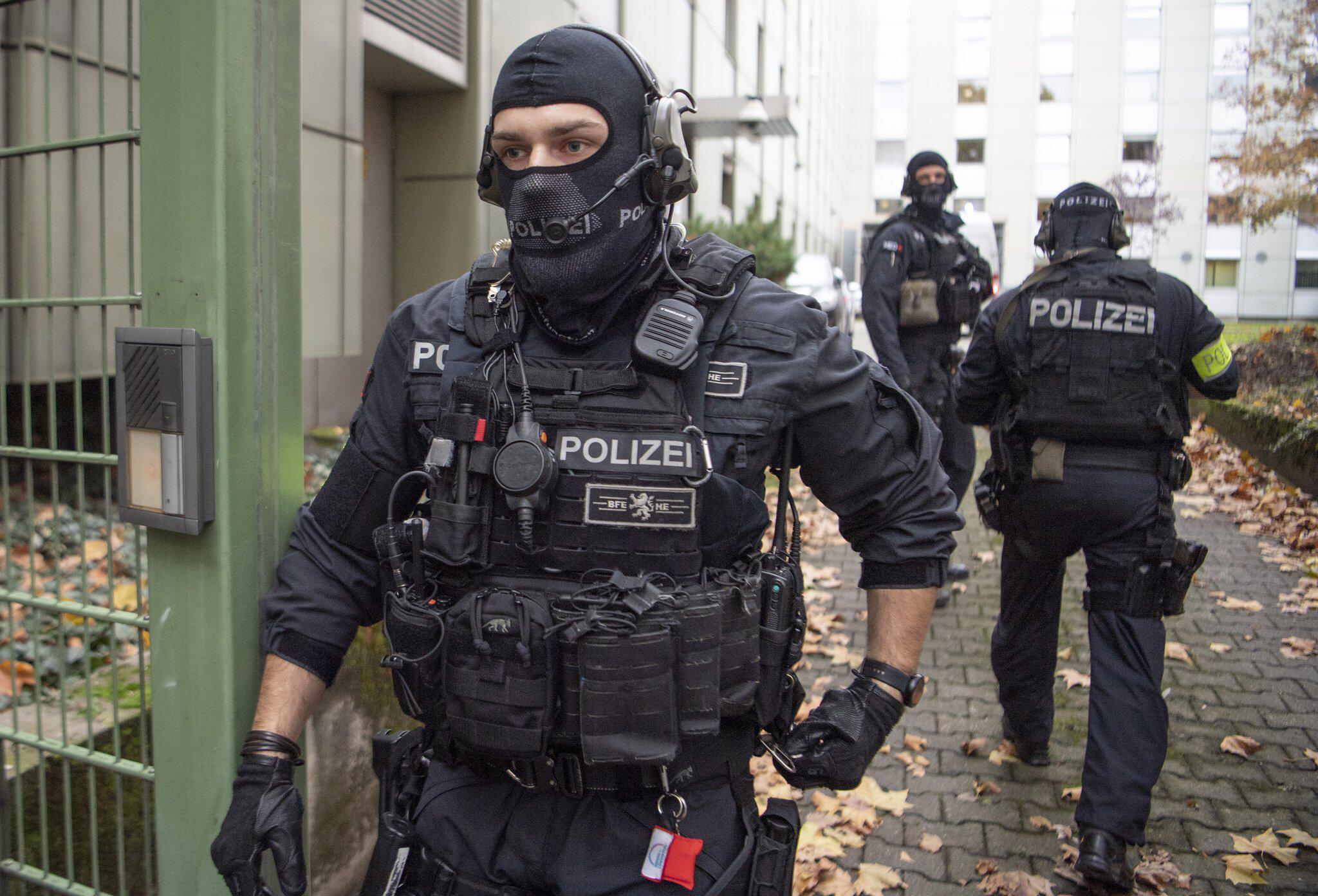Bild zu Terrorverdächtiger vor Haftrichter