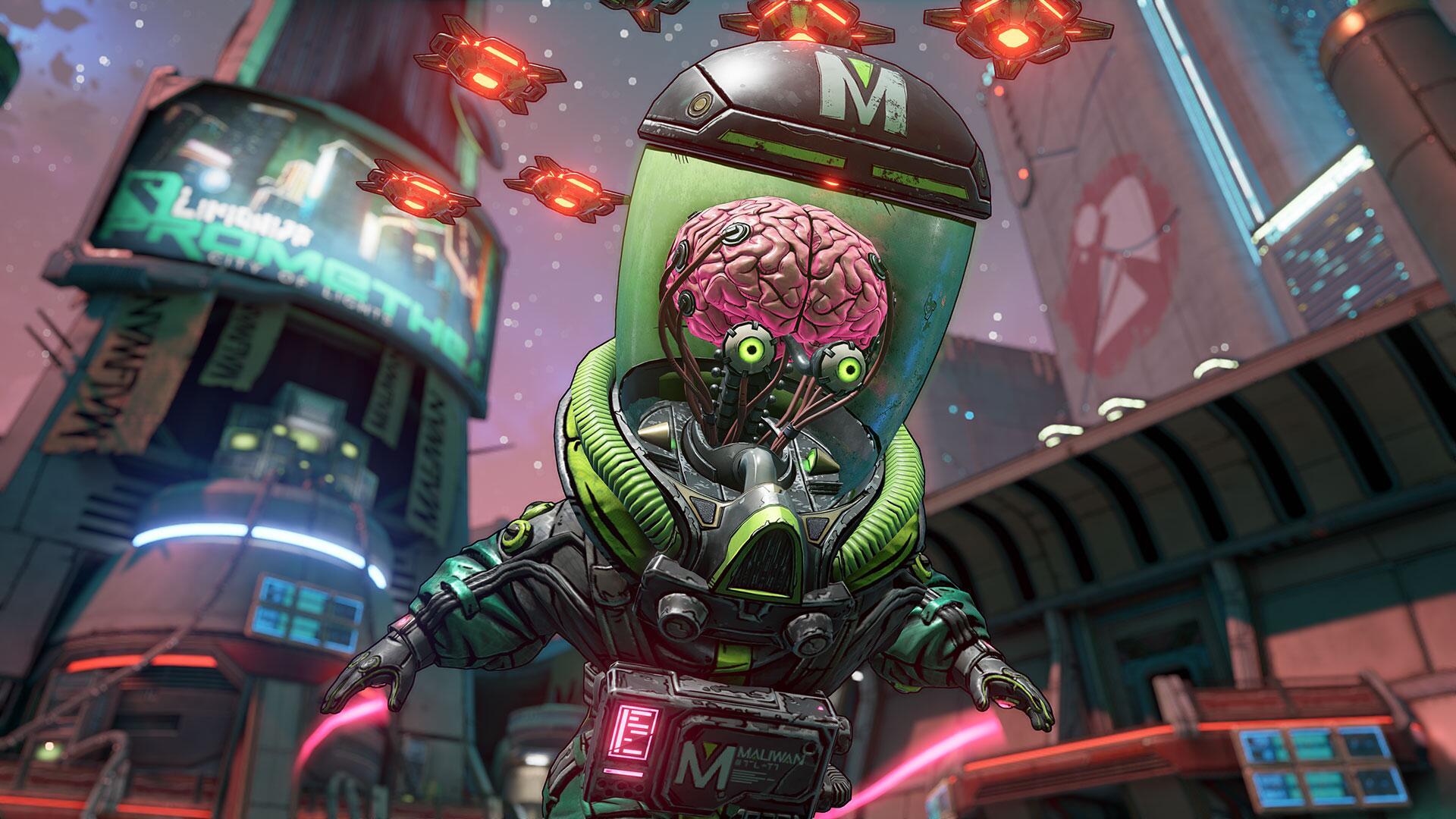 Bild zu Borderlands 3, Loot, Shooter, Gearbox, PC, Xbox One, PS4, Beute