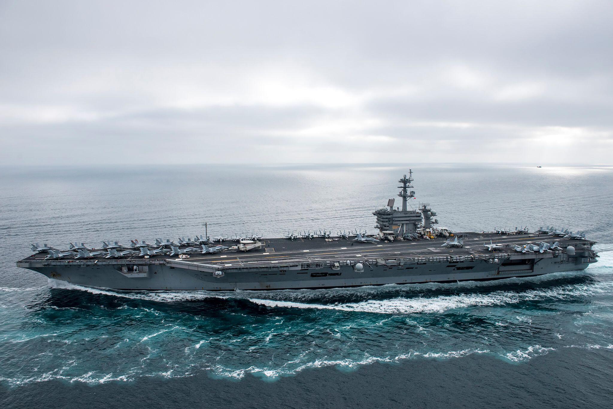 Bild zu USS Theodore Roosevelt