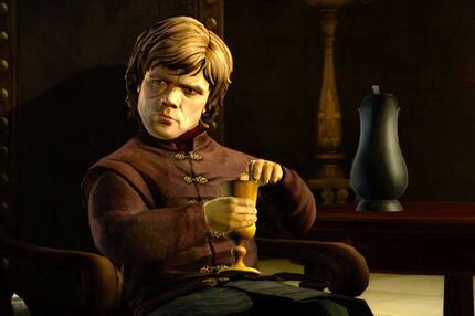 """Tyrion """"Gnom"""" Lennister"""
