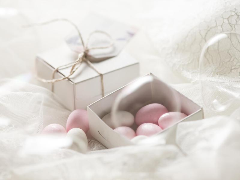 Bild zu Süße Geschenke für Hochzeitsgäste