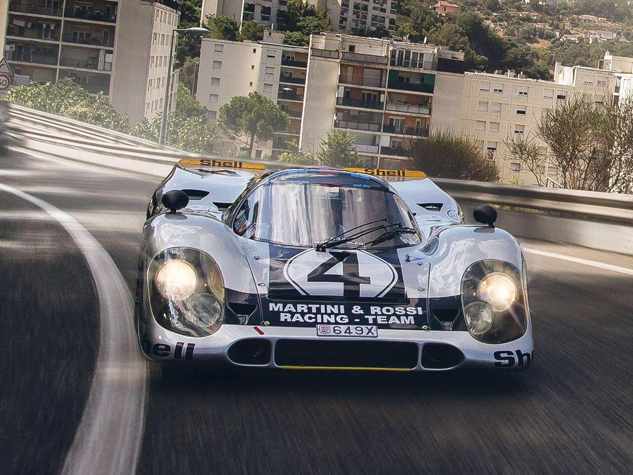 Bild zu Porsche 917-037 in Monte Carlo