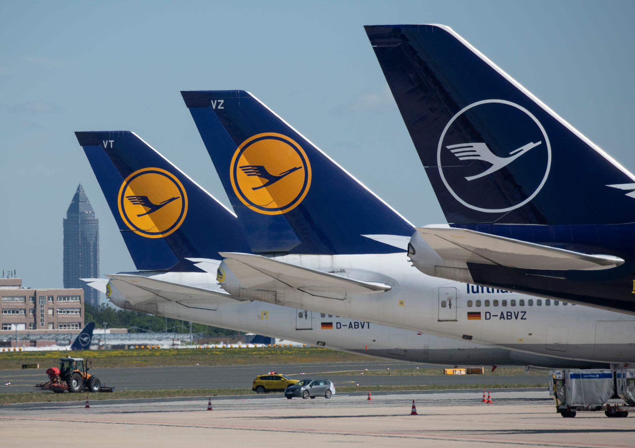 Bild zu Tage der Lufthansa im Dax wohl gezählt