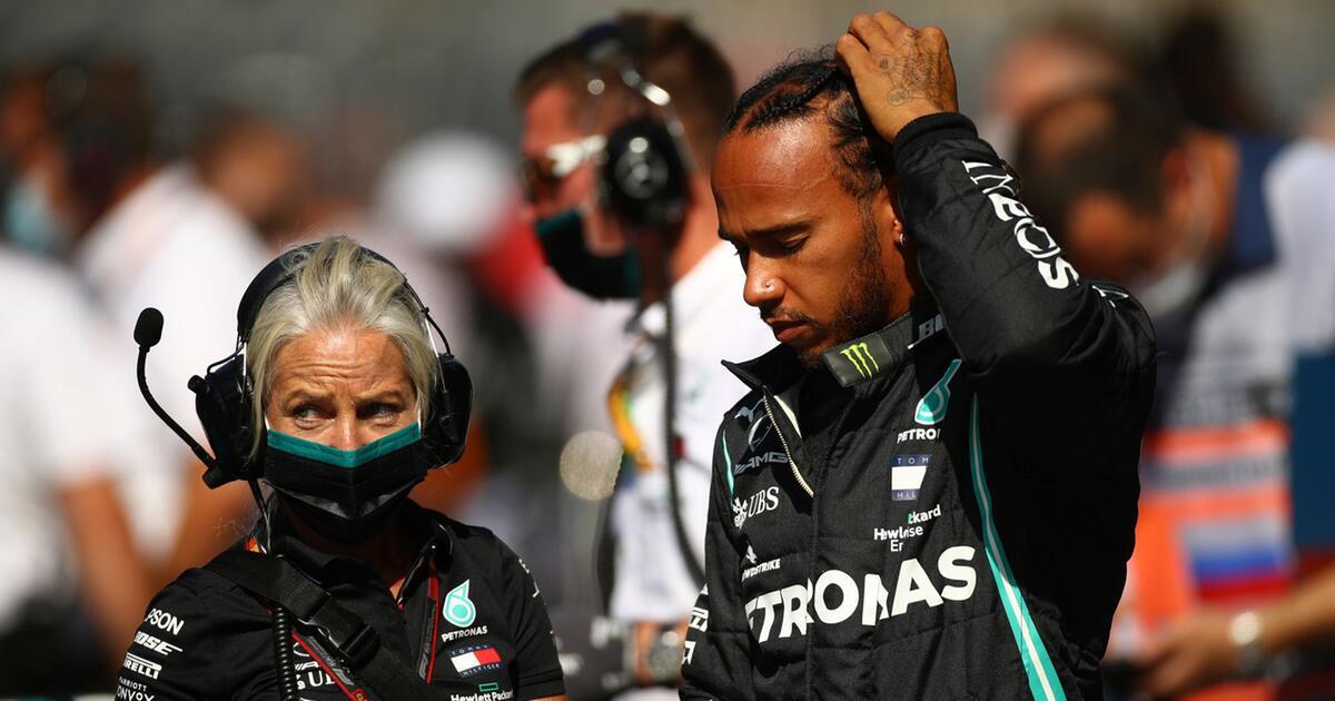 `Das ist lächerlich`: Hamilton verpasst Schumacher-Rekord wegen Regel-Irrtum