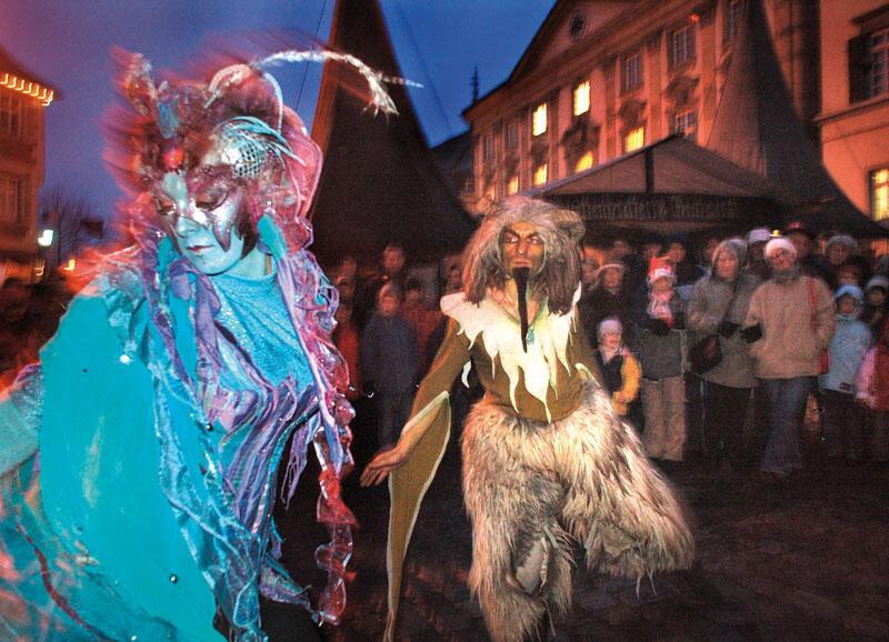 Bild zu Esslinger Weihnachts- und Mittelaltermarkt