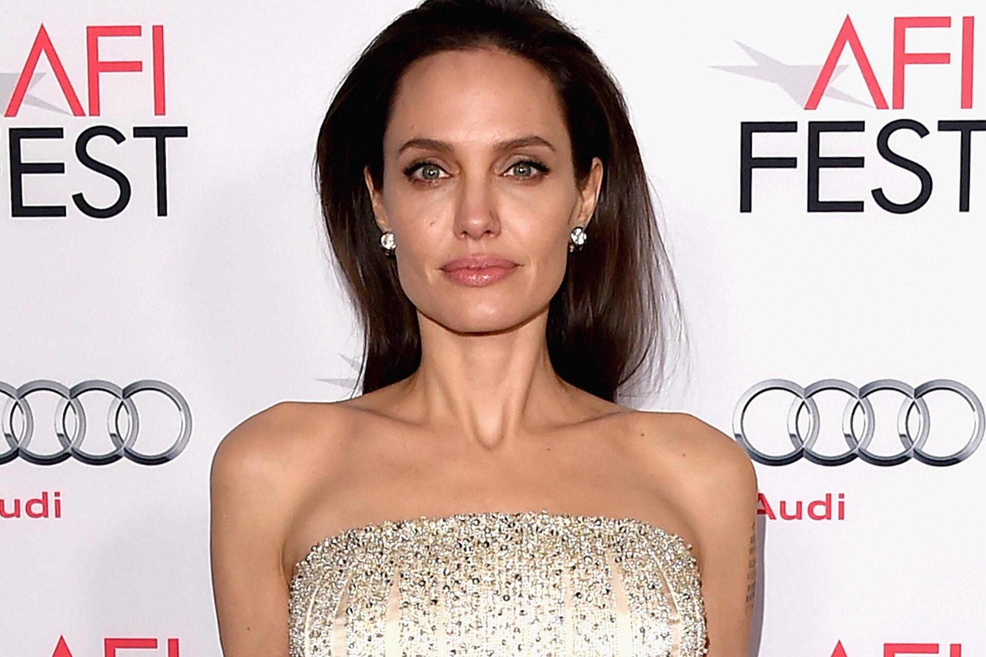 Bild zu Angelina Jolie