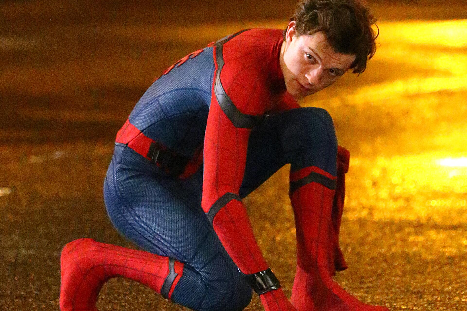 Bild zu Tom Holland, Spider-Man