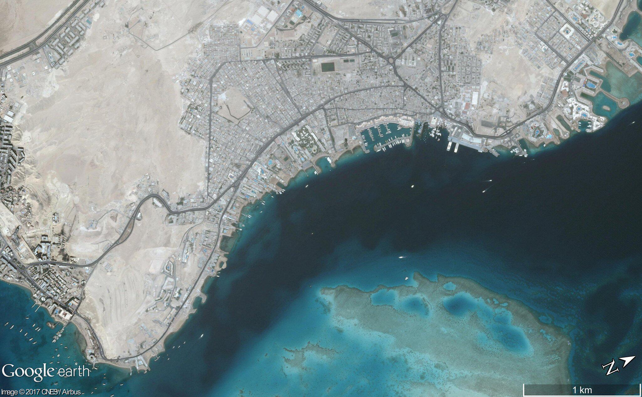 Bild zu Messerattacke im ägyptischen Badeort Hurghada