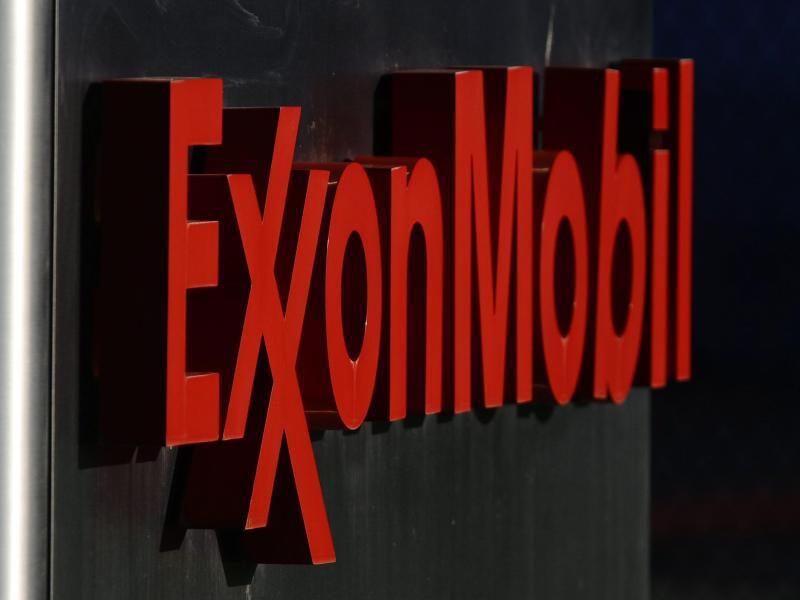 Bild zu ExxonMobil-Schriftzug