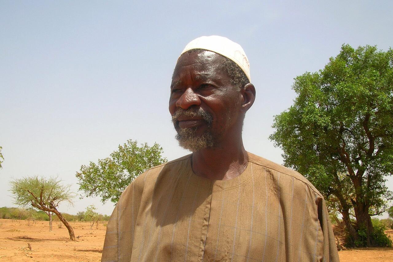 Bild zu Alternative Nobelpreise - Yacouba Sawadogo