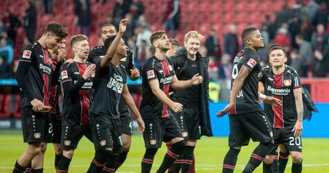 Bayer Leverkusen - Fortuna Düsseldorf