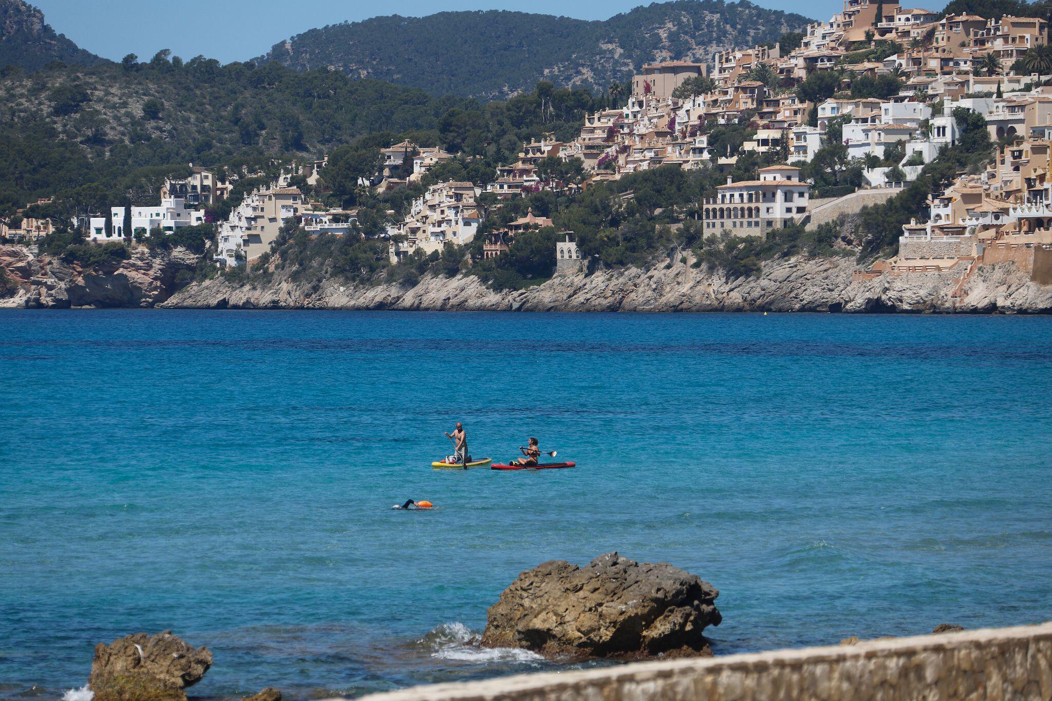 Bild zu Spanien kündigt Grenzöffnung für Touristen erst für Juli an
