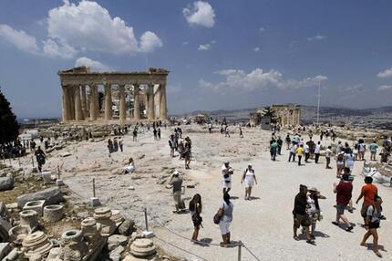 Griechenland-Urlaub geht weiter