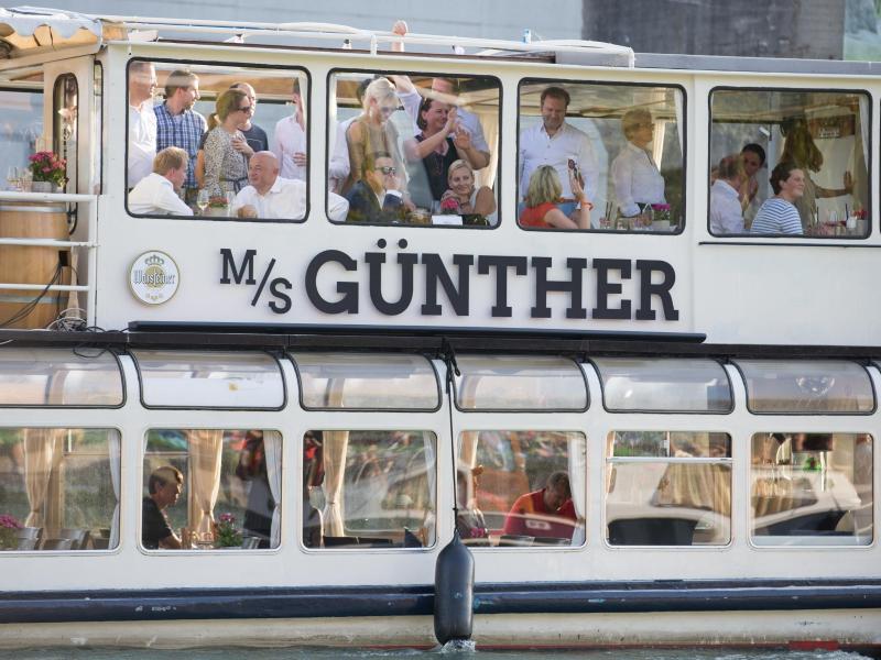 Bild zu «MS Günther»
