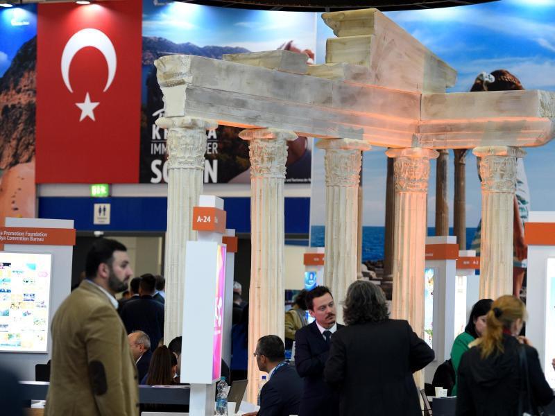 Bild zu Türkei auf der ITB