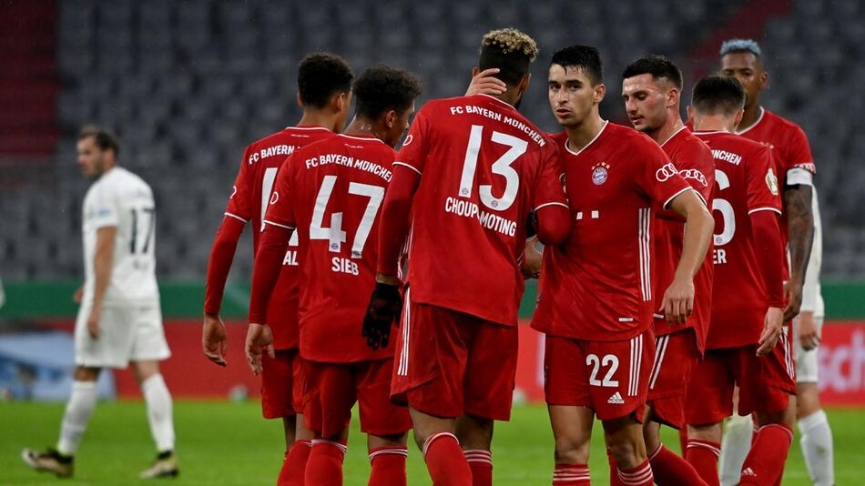 1. FC Düren - Bayern München