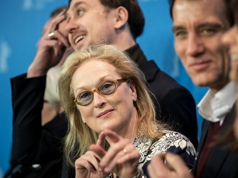 Bild zu 66. Berlinale - Internationale Jury