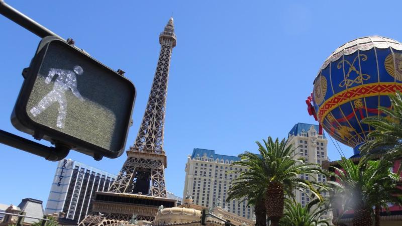 «Trennungsreise» nach Las Vegas
