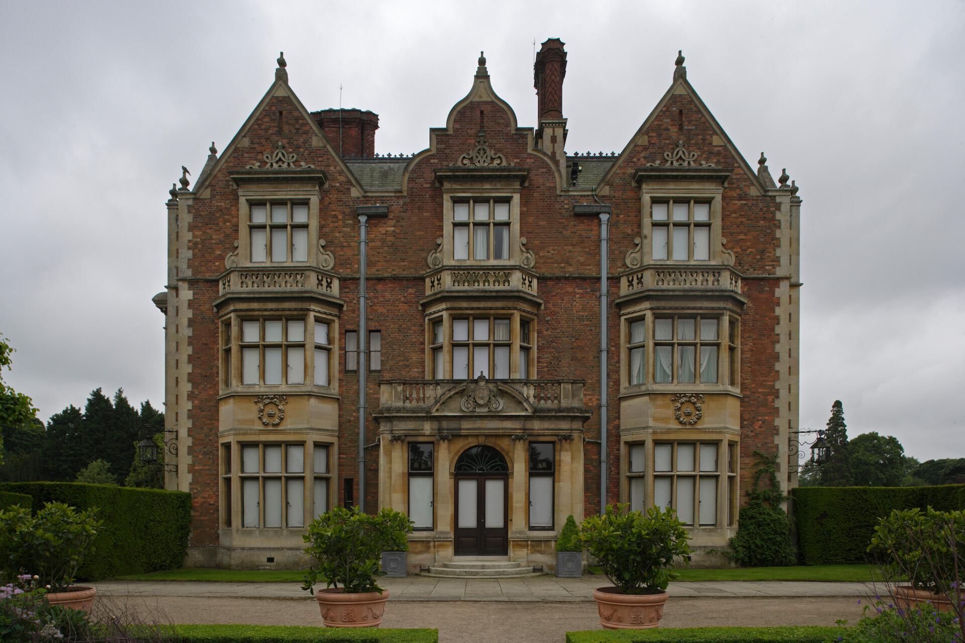 Bild zu Sandringham Haus, Royals, Weihnachten