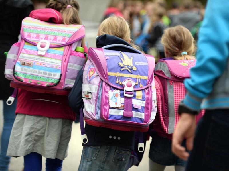 Bild zu Schulkinder