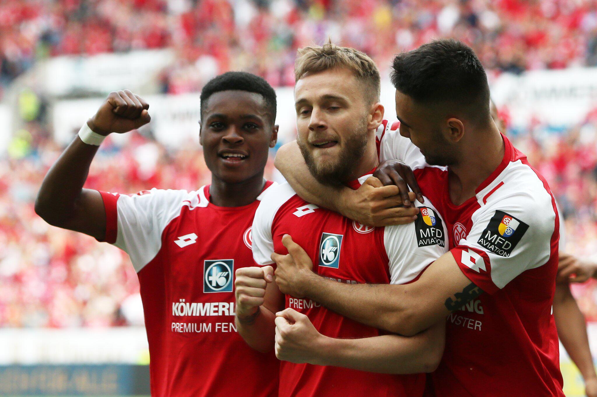 Bild zu FSV Mainz 05 - RB Leipzig