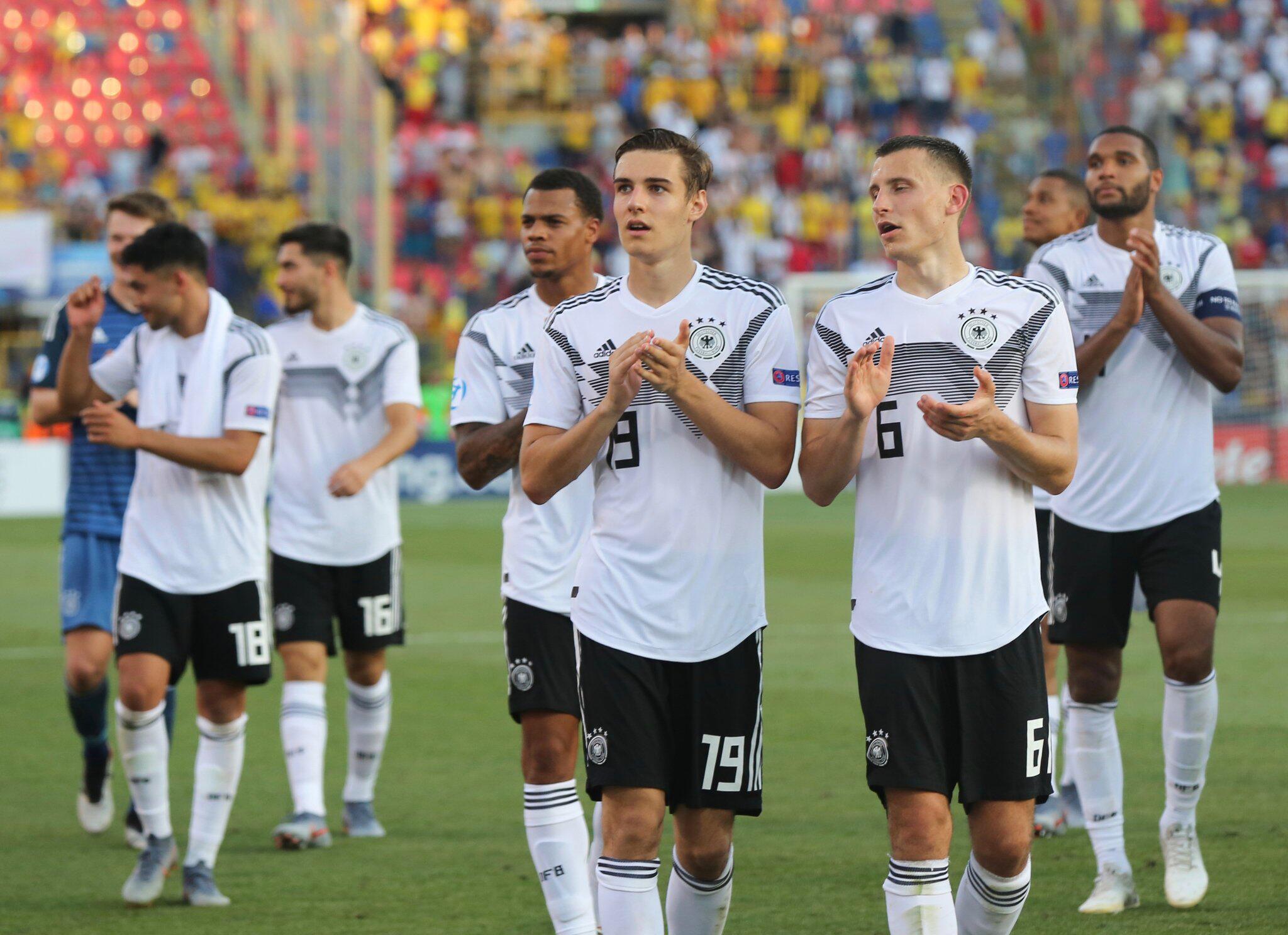 Bild zu U-21 - Deutschland - Rumänien