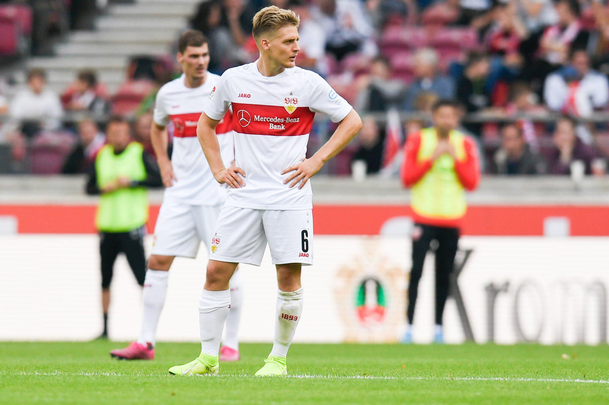 Bild zu VfB Stuttgart, Holstein Kiel