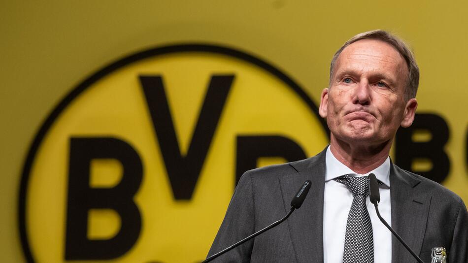 General meeting Borussia Dortmund