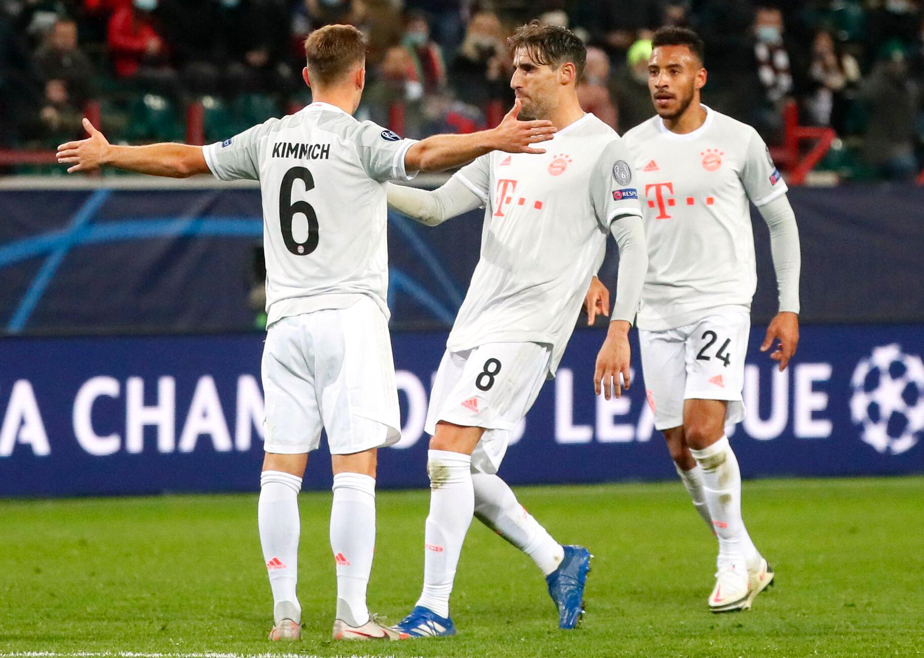 Bild zu Lokomotive Moskau - Bayern München