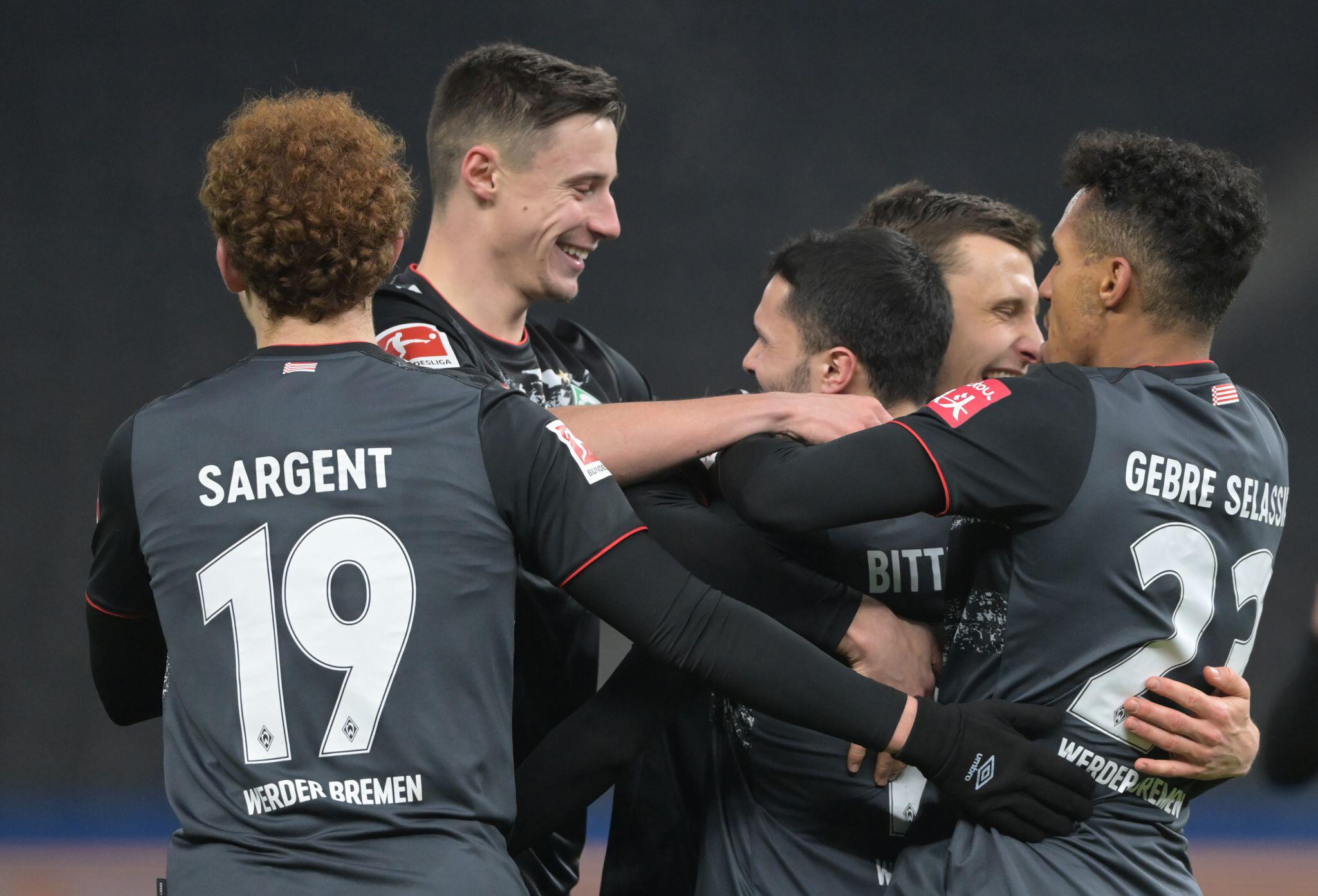 Bild zu Hertha BSC - Werder Bremen