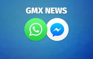 GMX News per WhatsApp oder Facebook Messenger