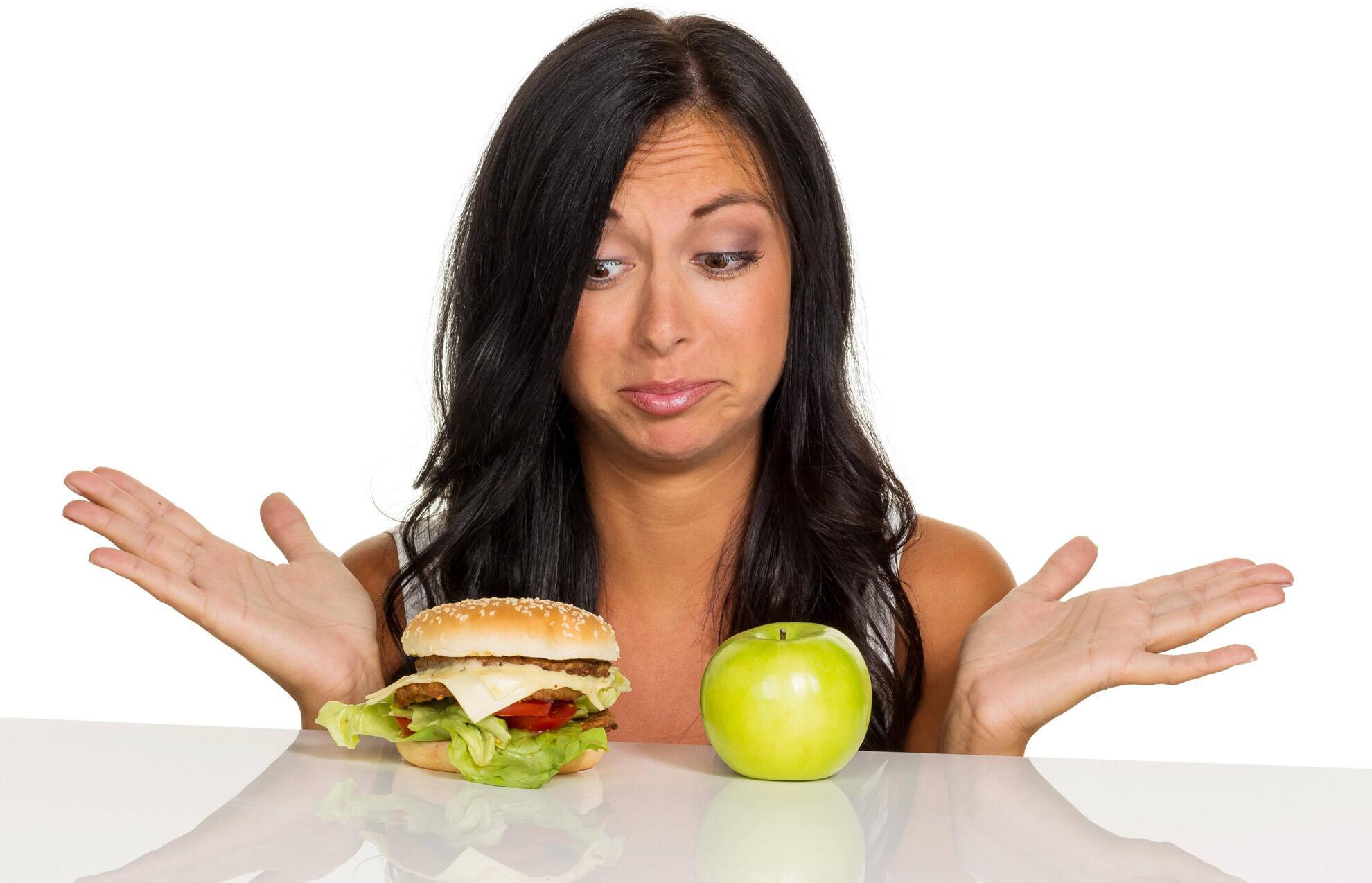 Bild zu Zehn Gründe, warum die Pfunde bleiben