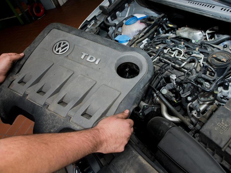 Bild zu Dieselmotor