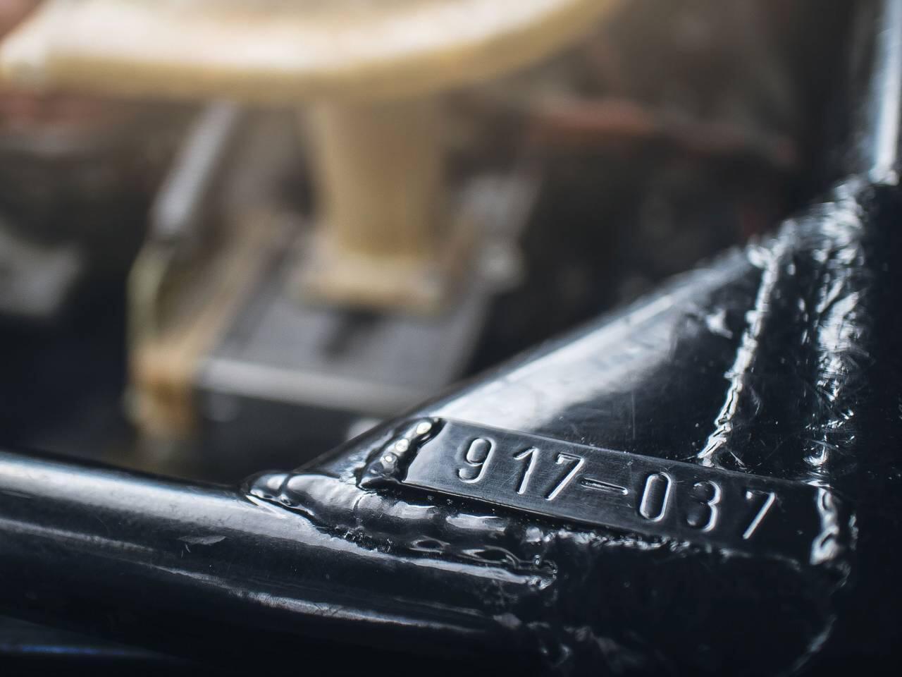Bild zu Nur zwei straßenzugelassene 917