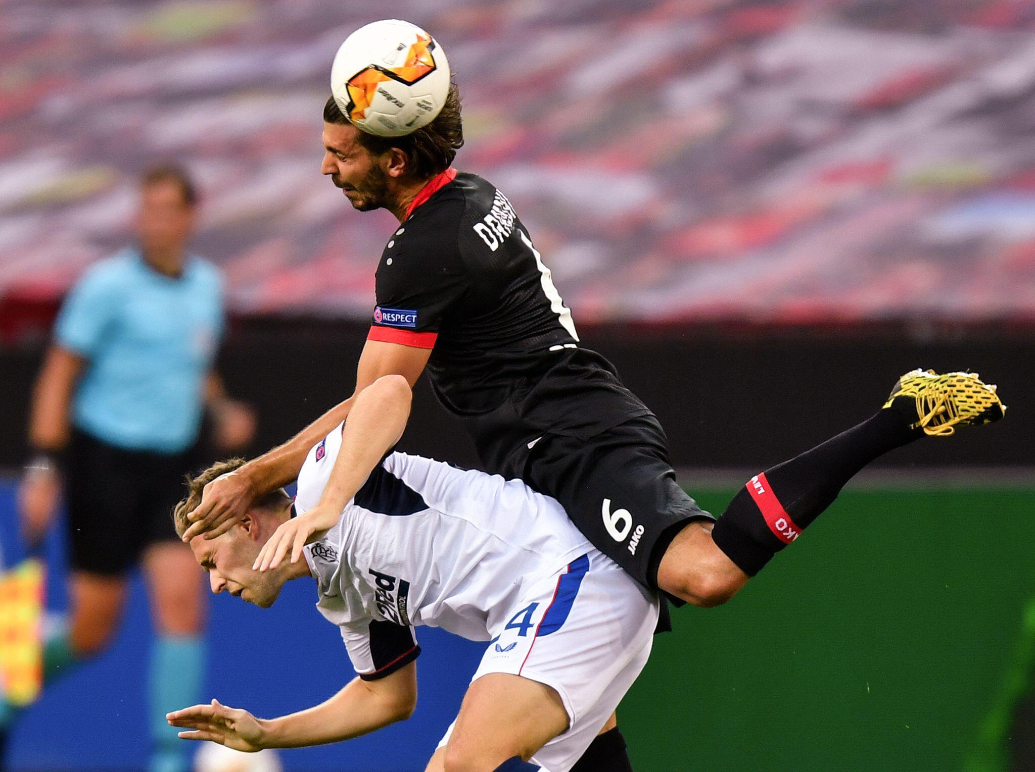 Bild zu Bayer Leverkusen - Glasgow Rangers