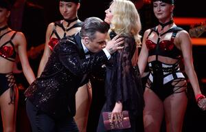 Robbie Williams, Barbara Schöneberger