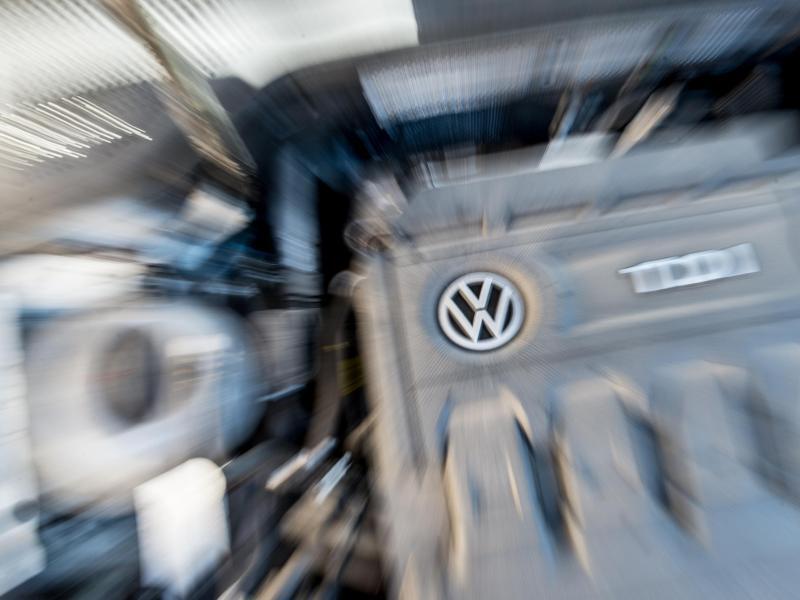 Bild zu USA fahnden nach VW-Managern