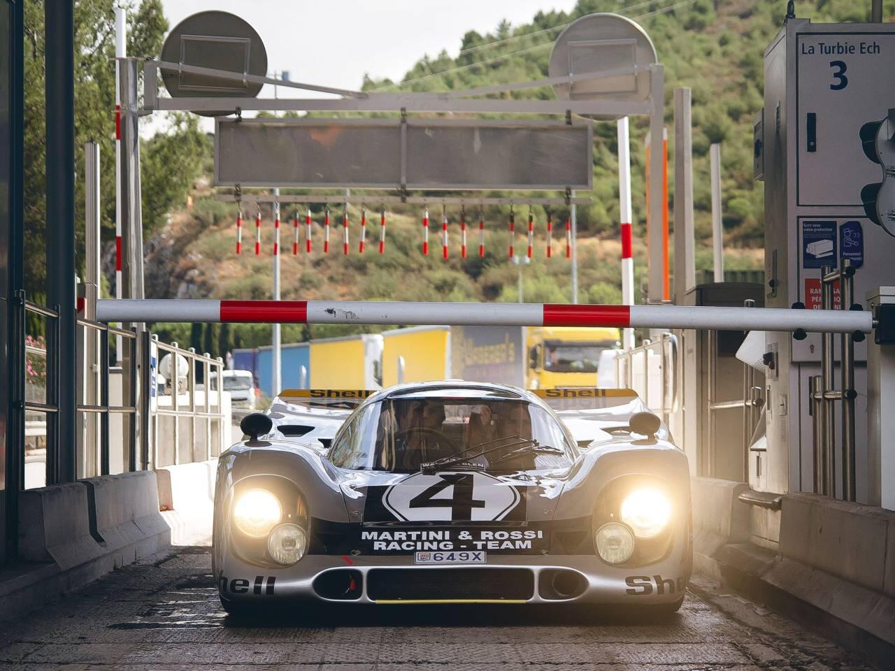 Bild zu Porsche 917-037 ohne Renn-Einsatz