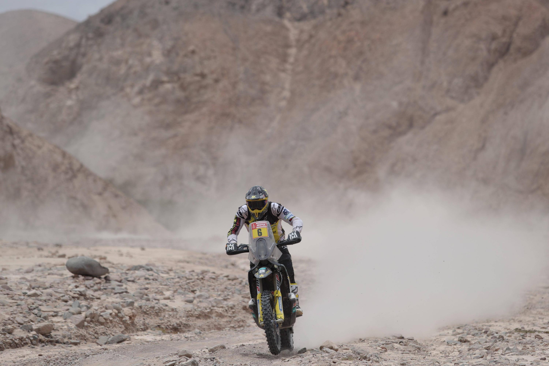Bild zu Rallye, Dakar, Peru