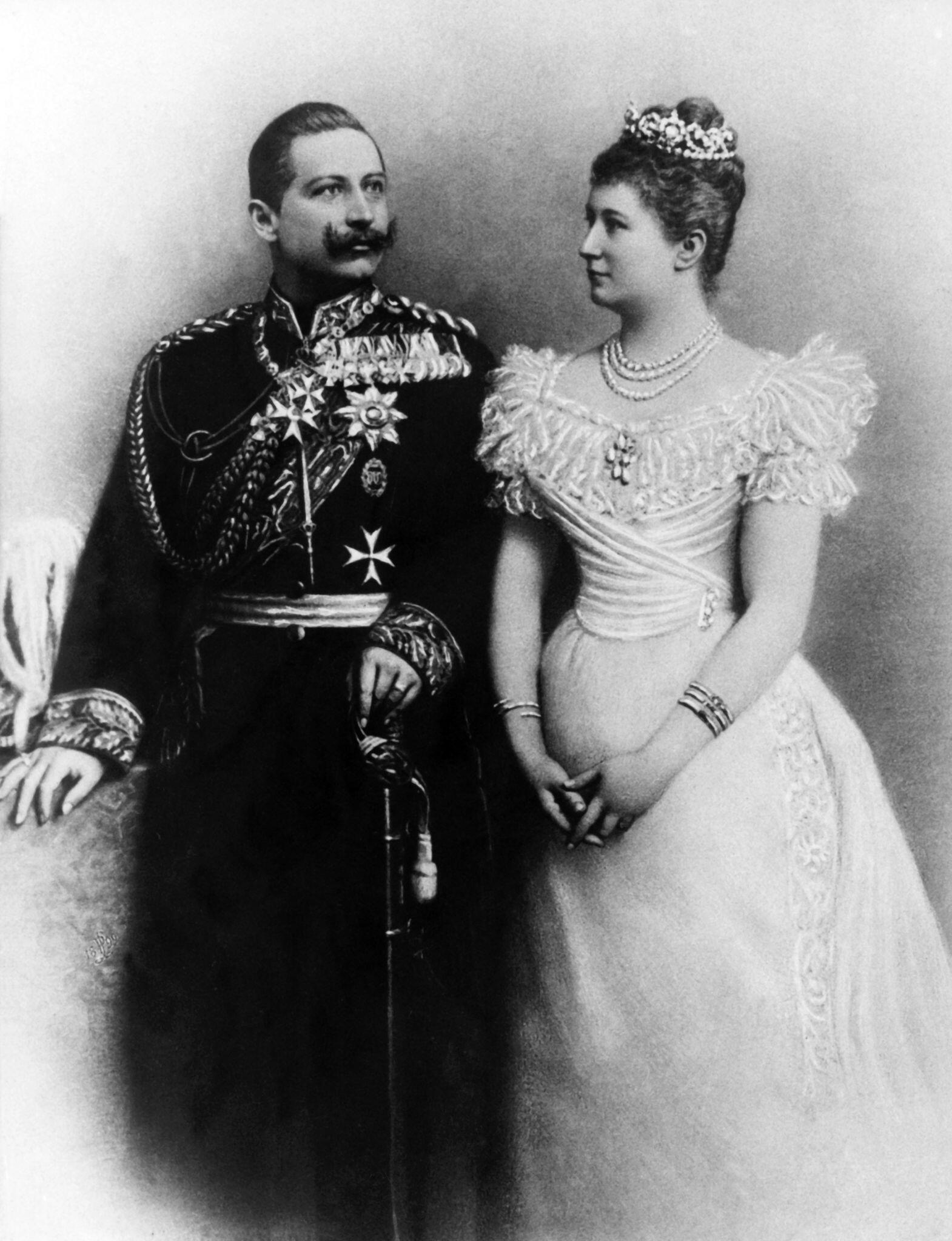 Bild zu Vor dem 100. Todestag von der letzten deutschen Kaiserin