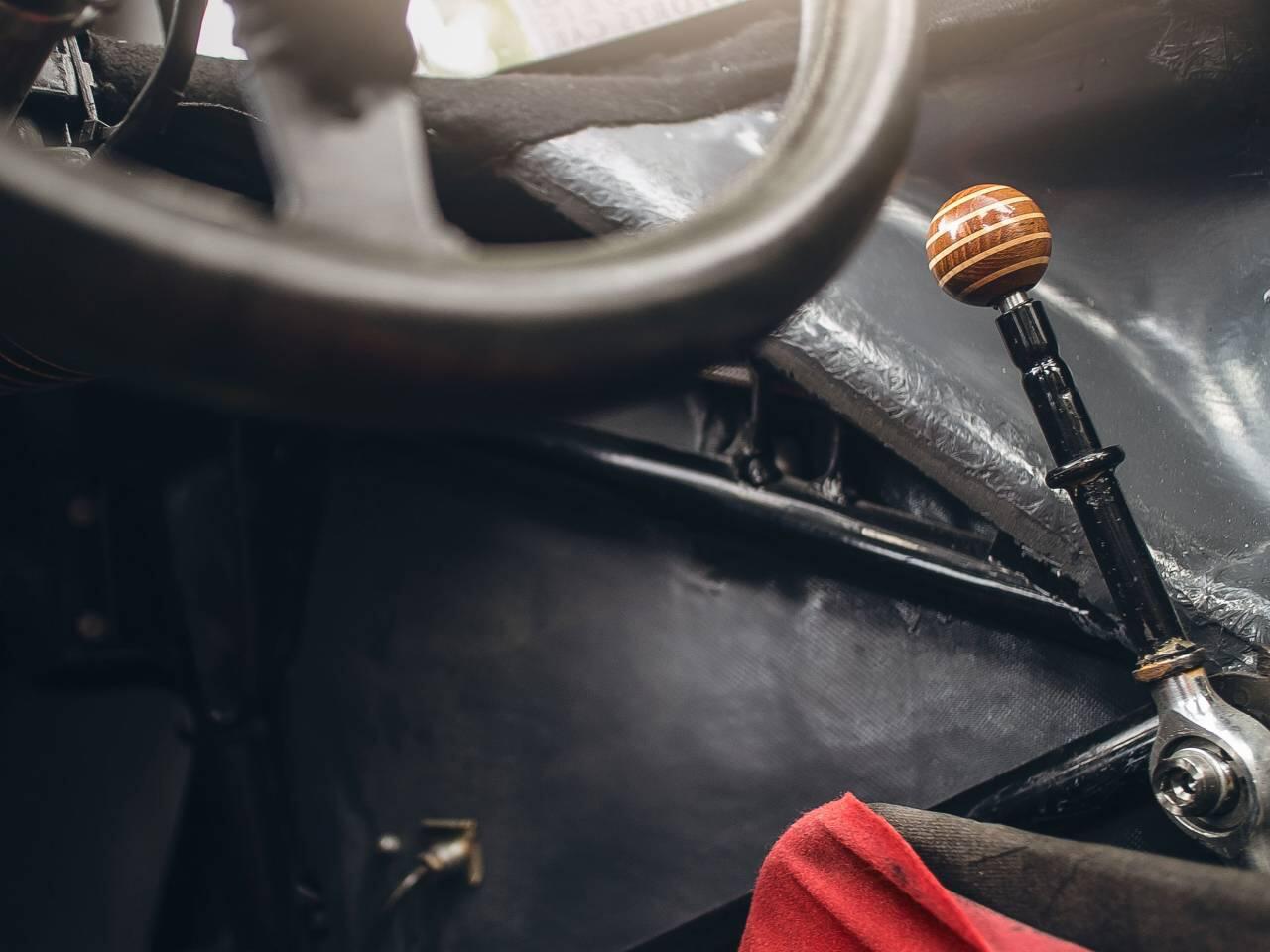 Bild zu Porsche 917-037 lange unvollendet