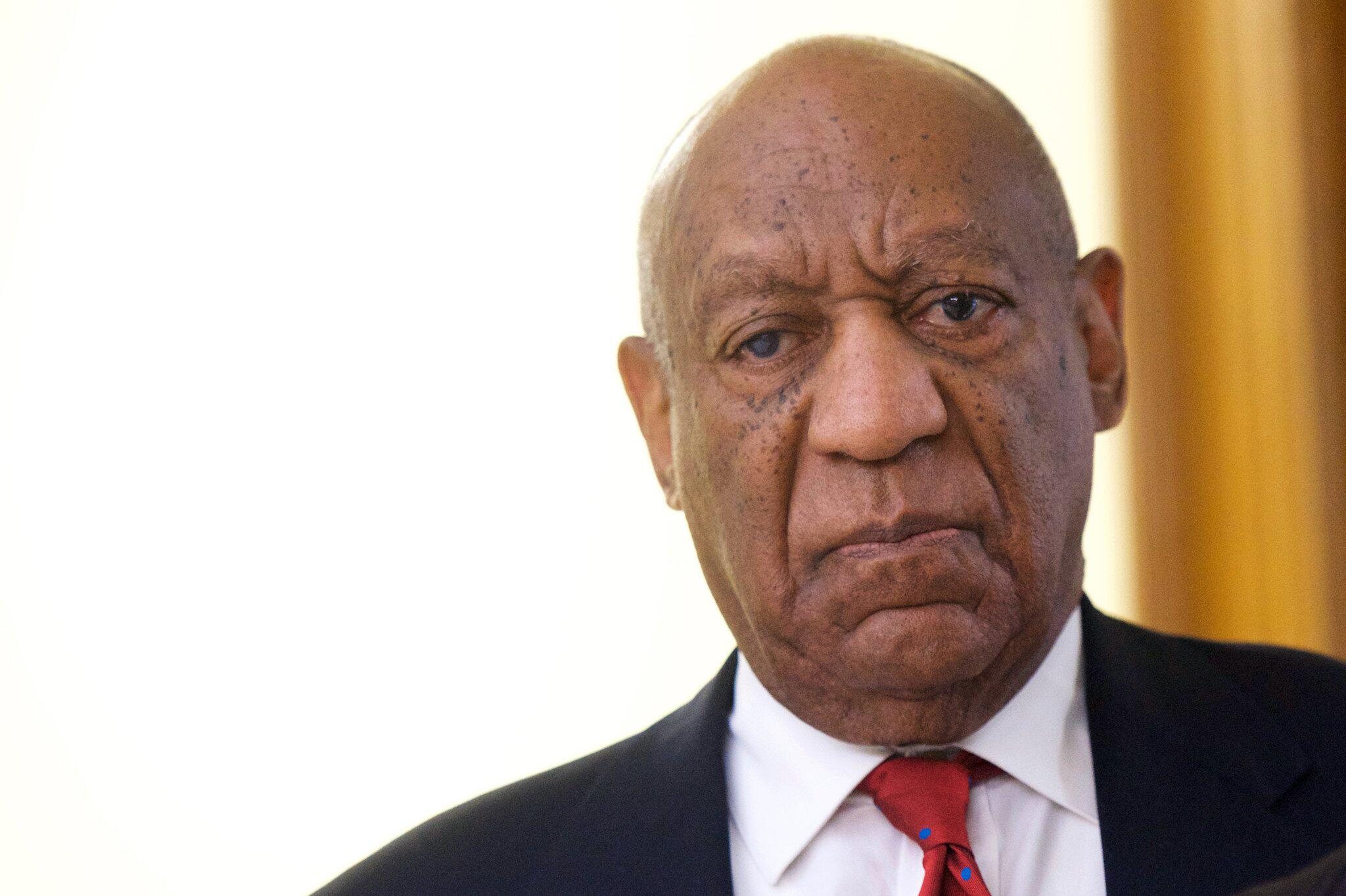 Bild zu Schauspieler Cosby schuldig gesprochen