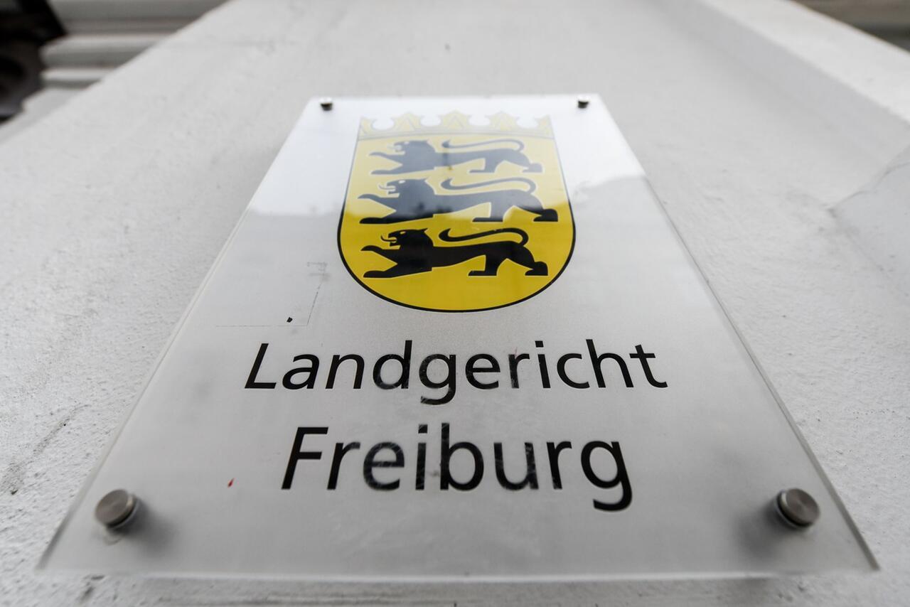 Bild zu Landgericht Freiburg, Ehestreit